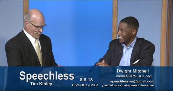 Speechless Minnesota Guest Dwight Mitchell